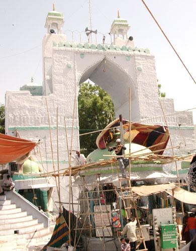 Buland Darwaza Dargah Ajmer
