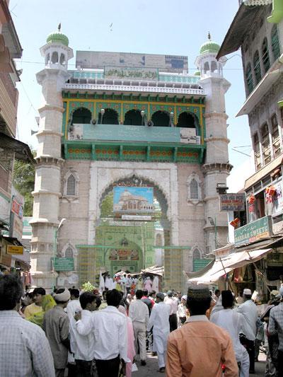 Nizam Gate Ajmer Dargah