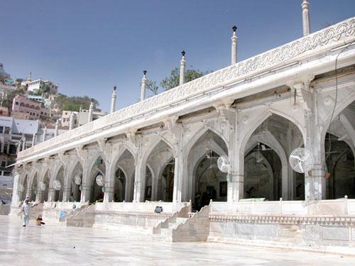 Shahjahani Masjid Jama Masjid