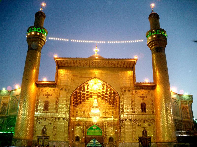 Maula Ali Shrine Wallpaper: Imam Hussain, Shrine, Pictures, Pic, Photo